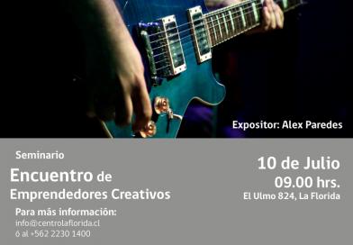 Seminario: Encuentro de Emprendedores Creativos