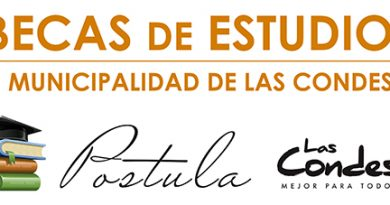 Programa Becas de Estudios Municipalidad de Las Condes 2019